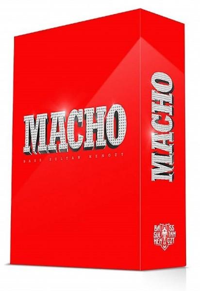 Bass Sultan Hengzt - Macho (Ultimate Box)