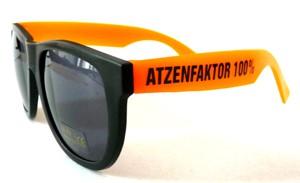 Atzenfaktor 100% - orange