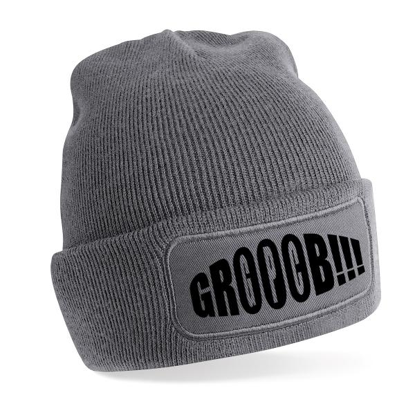 GPC - GROOOB Beanie Grey/Black