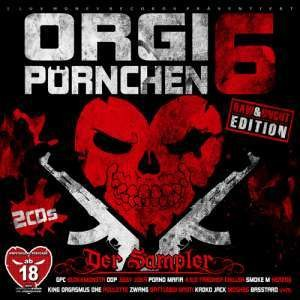 Orgi Pörnchen 6 - Der Sampler (2 CDs)