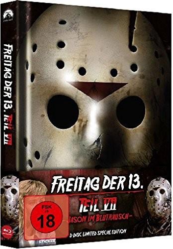 Freitag der 13. - Teil 7: Jason im Blutrausch - Uncut (Limited Edition )