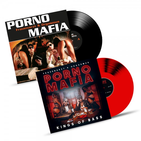 Porno Mafia Limited Vinyl Bundle