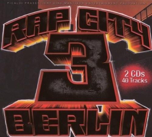 Rap City Berlin 3 (2CDs - 40 Tracks)