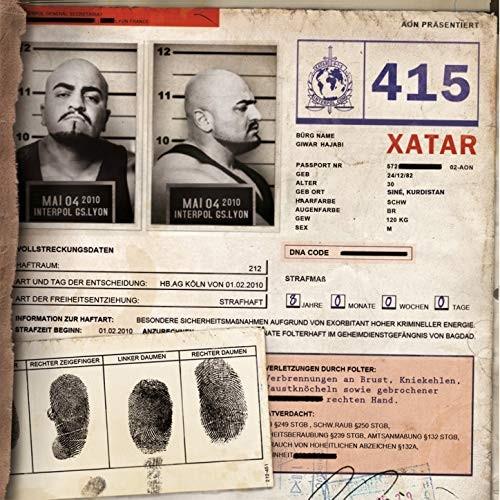 Xatar - Nr. 415
