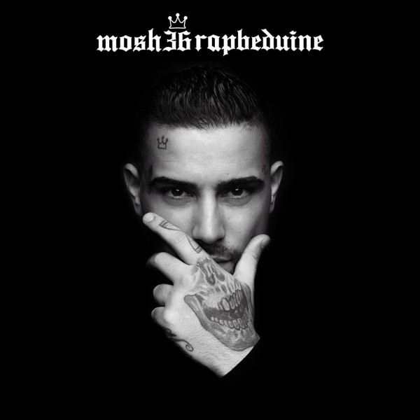 Mosh - Rapbeduine Premium Edition 2CD + DVD