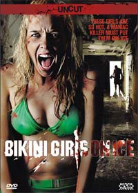 BIKINI GIRLS ON ICE - Uncut (DVD)