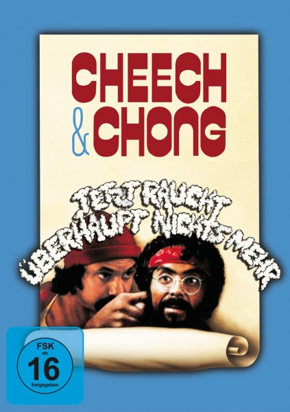 Cheech & Chong - Jetzt raucht überhaupt nichts mehr (DVD)