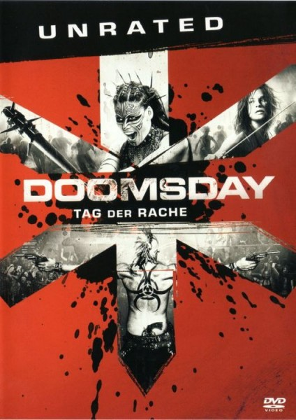 Doomsday - Tag der Rache Unrated Uncut (DVD)