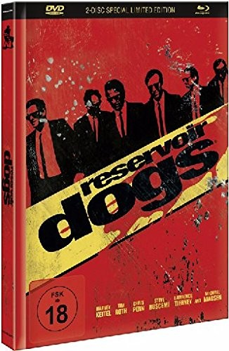 Reservoir Dogs (Blu-Ray) - Limited Edition