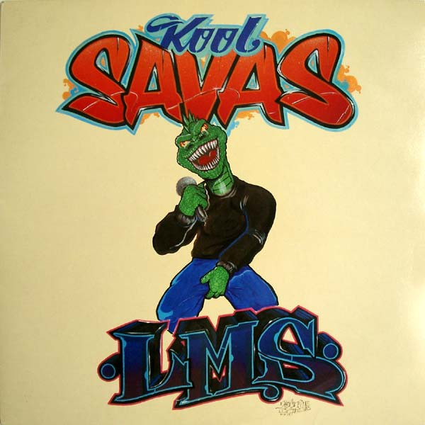Kool Savas - LMS (Vinyl)