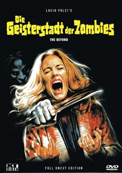 Die Geisterstad der Zombies - The Beyond Uncut (Kleine Hartbox - DVD)