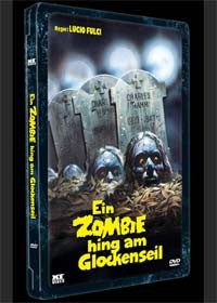 EIN ZOMBIE HING AM GLOCKENSEIL - Cover B - Remastered - 3D Metal Pack